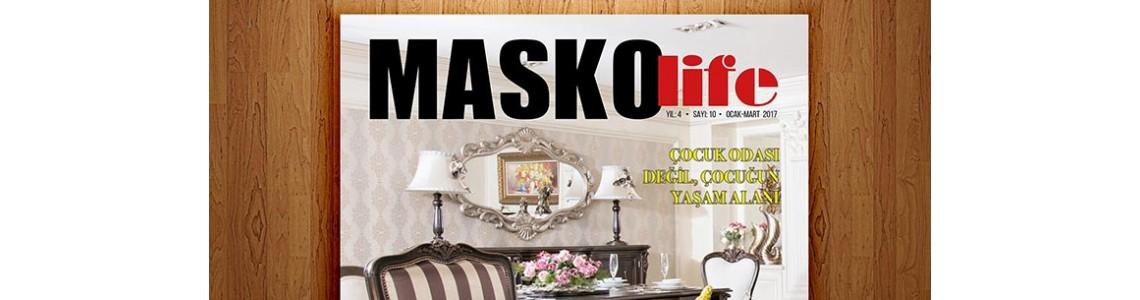 Masko Life Dergisi Ve Masko Firmalar Kataloğu