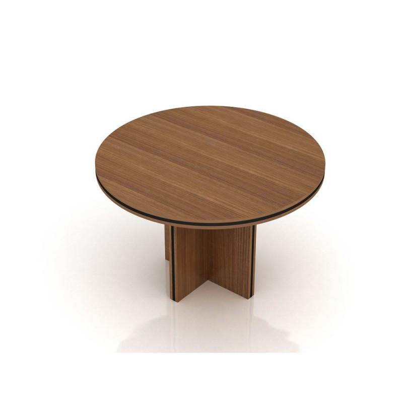 X - Yönetici-3 Yuvarlak Toplantı Masası R=120X79H